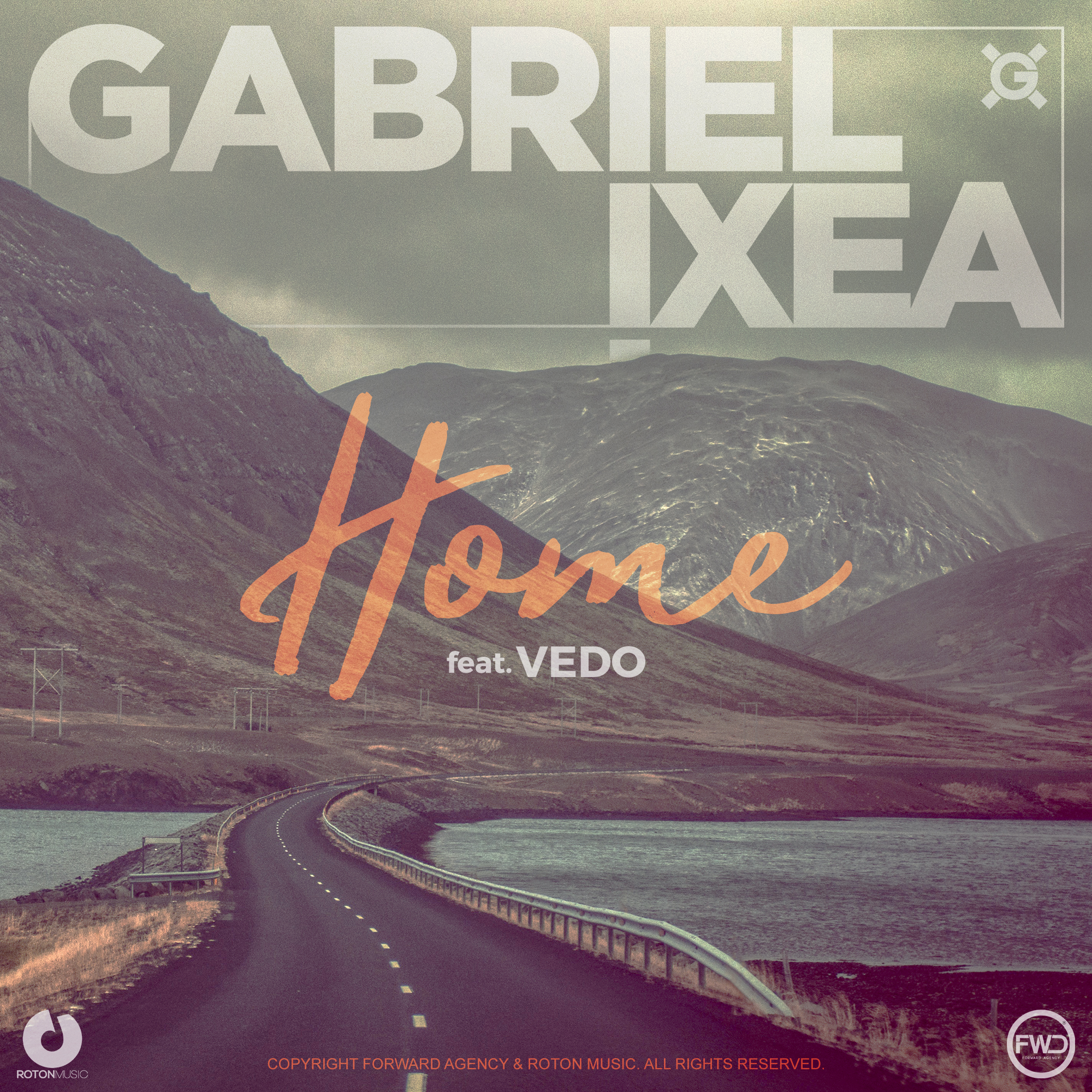 Gabriel !XEA – Home feat. Vedo (Official Video)