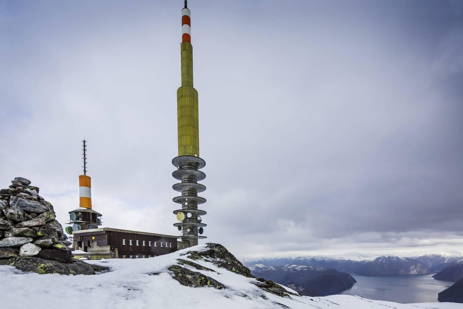 Цифровое радиовещание в Норвегии