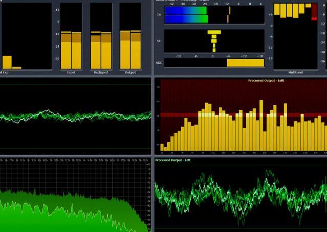Hовый радиовещательный процессор Omnia VOLT