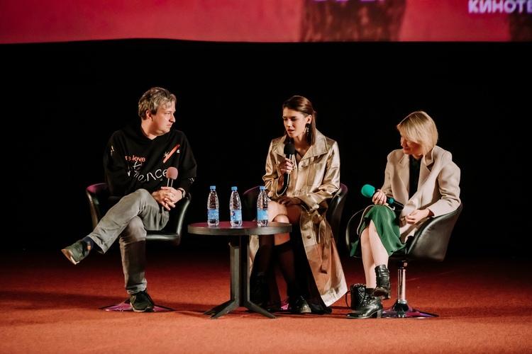 В Москве состоялась премьера фильма «Герда»