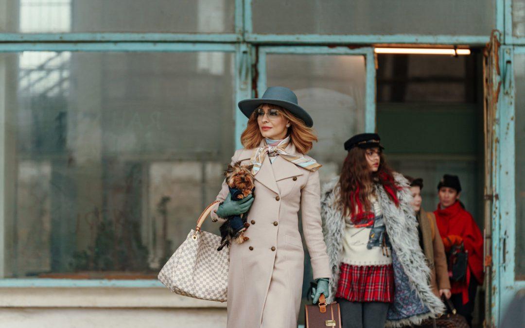 На СТС вышла комедия «Жена Олигарха» с Еленой Подкаминской в главной роли